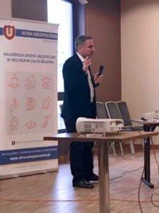 Piotr Kaczanowski omawia projekt ustawy o dystrybucji ubezpieczeń