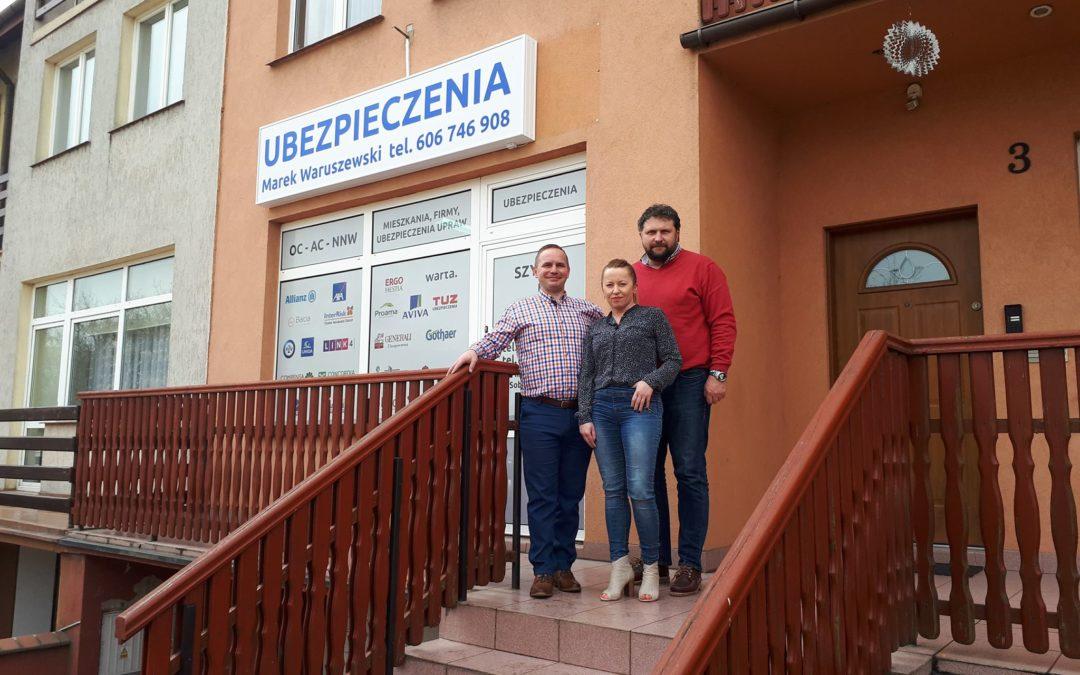 Otwarcie biura ULTRA WSPÓŁPRACOWNIKA Marka Waruszewskiego w nowej lokalizacji.