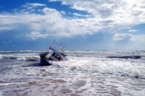 ubezpieczonie jachtu śródlądowego od zatonięcia