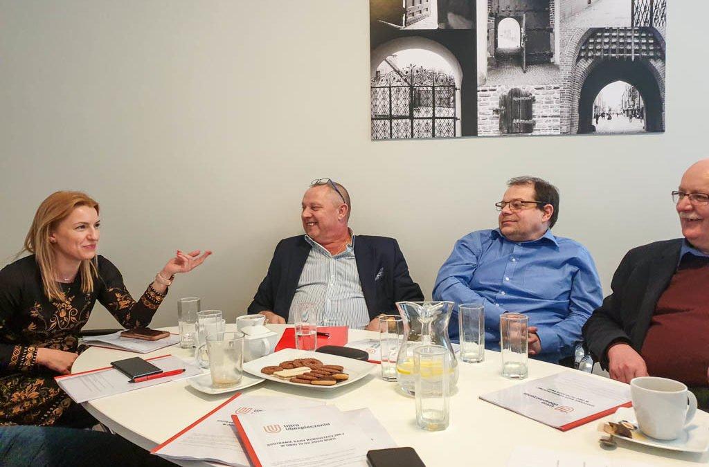 Pierwsze spotkanie Rady Konsultacyjnej Ultra Współpracowników