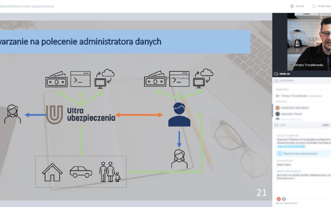 Obowiązek administratora danych osobowych oraz zasady współadministrowania danymi osobowymi