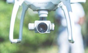 ubezpieczony dron